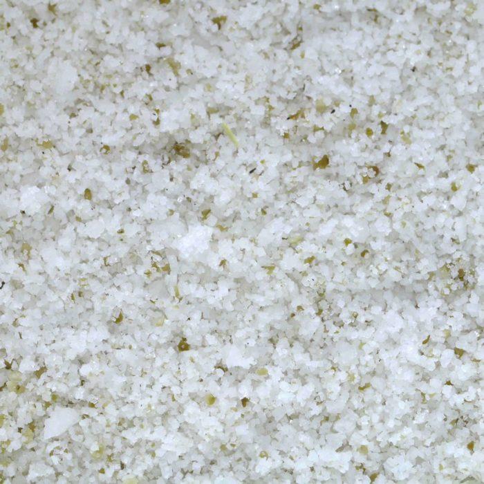 Fleur de sel Zeste Yuzu citron asie