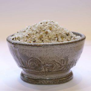 Fleur de sel epices grillees coriandre fenugrec