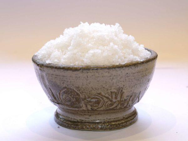 Fleur de sel de l'Ile de Re noirmoutier guerande