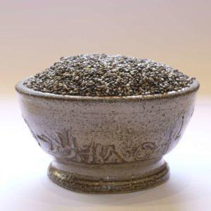 Graine de Chia bio Lamiacées Mexique précolombien