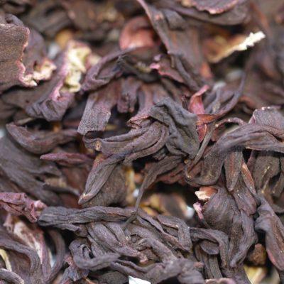 Carcadé bio hibiscus feuille entière Egypte soudan