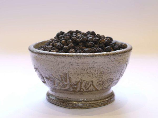 Poivre noir Lampong Indonésie Sumatra Piper Nigrum mer de Java