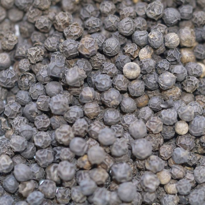 Poivre noir de Ceylan SriLanka Sri Lanka délicieux