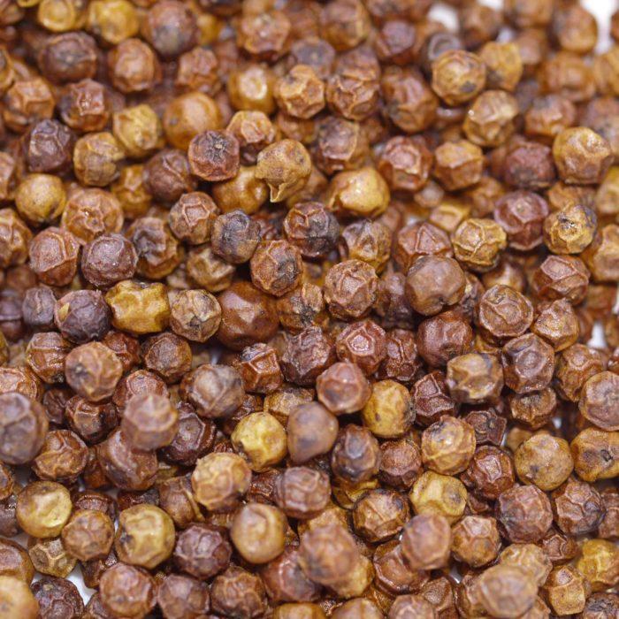Poivre rouge de Kampot Kep Cambodge poivre exceptionnel fruits rouges