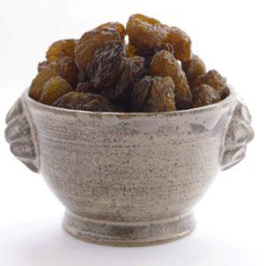 Gros raisin souple gourmand