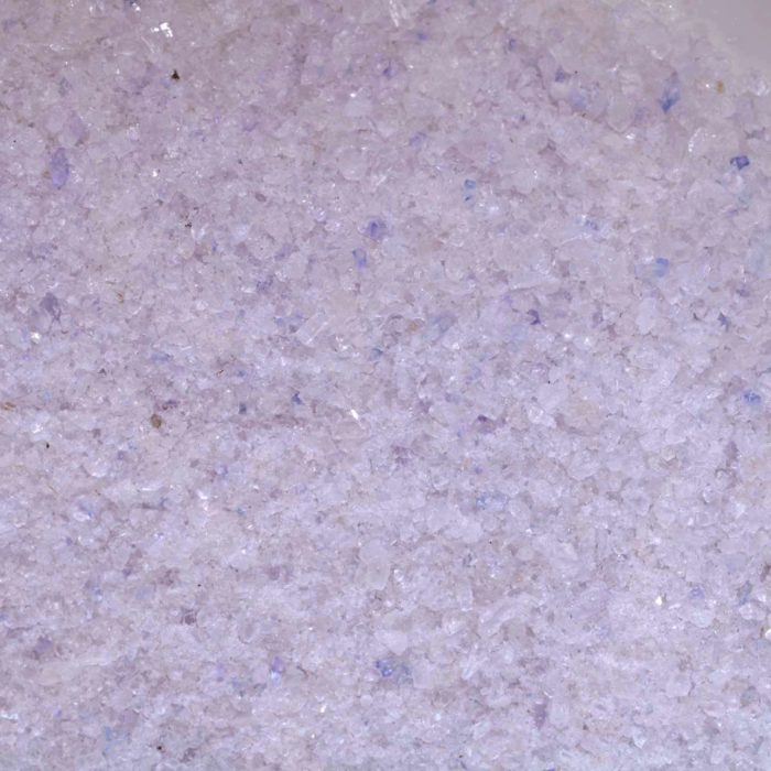 Sel Bleu Perse poudre montagne sylvinite saphir Semman iran