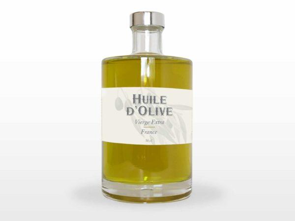 huile olive vierge drap