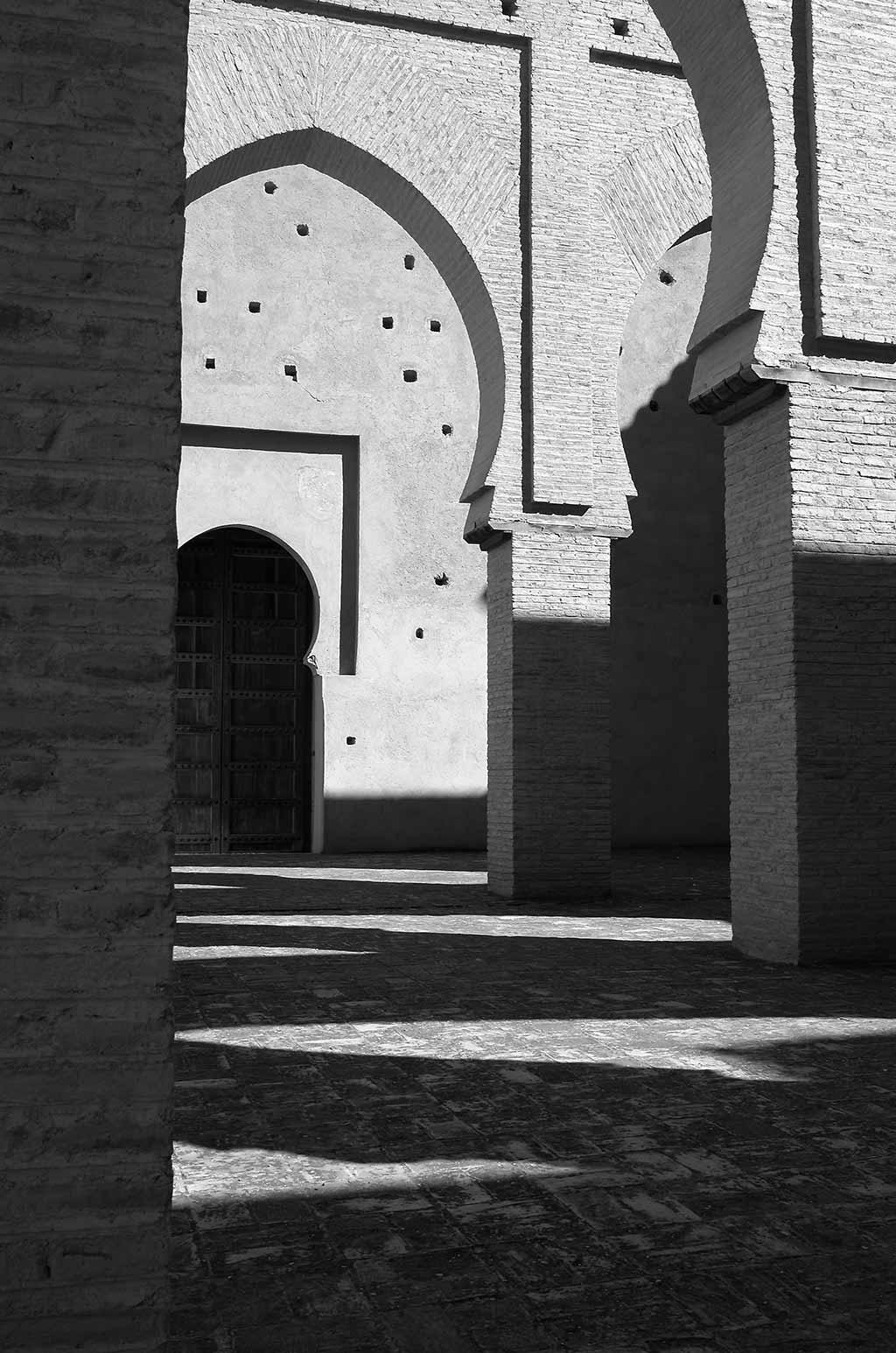 Tizi n'Test Tinmel mosquee 11e siècle