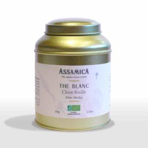 the blanc de chine white monkey bio thé vert